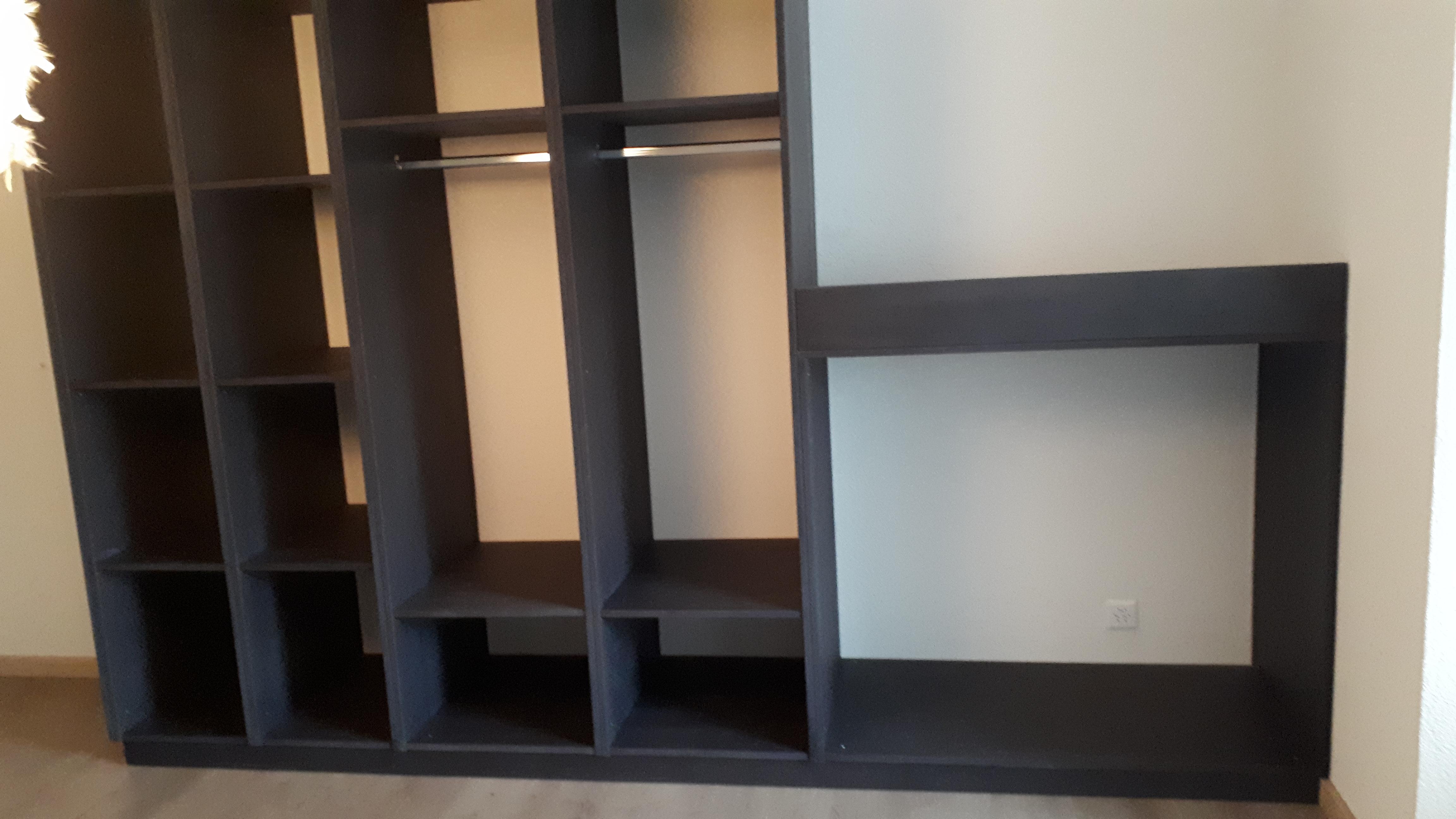 Création d'une armoire